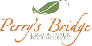 Perrys Bridge Trading Post & Tourism Centre Logo